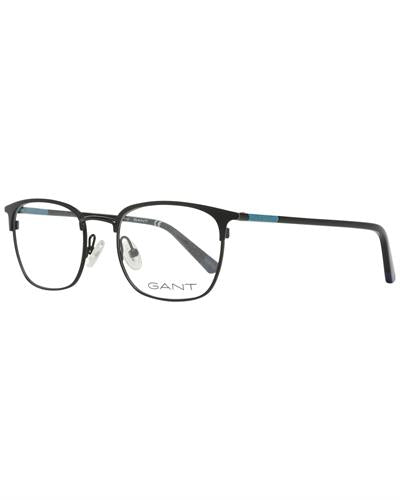 GANT GA3130 50002 Brand New Eyeglasses  Black metal and  Black plastic