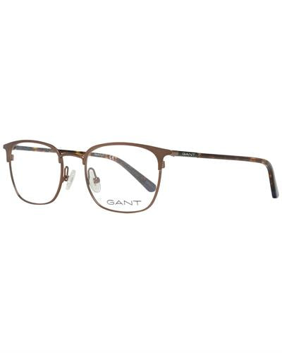 GANT GA3130 50049 Brand New Eyeglasses  Brown metal and  Brown plastic