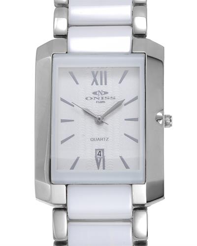 Oniss ON8400-33 PARIS Brand New Japan Quartz date Watch