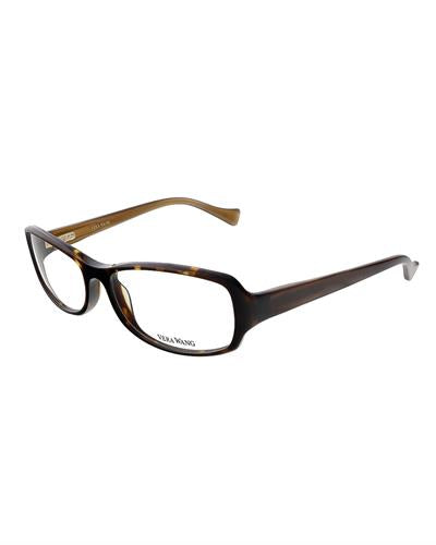 VERA WANG VE 16 TO 54 Brand New Eyeglasses  Tortoise plastic