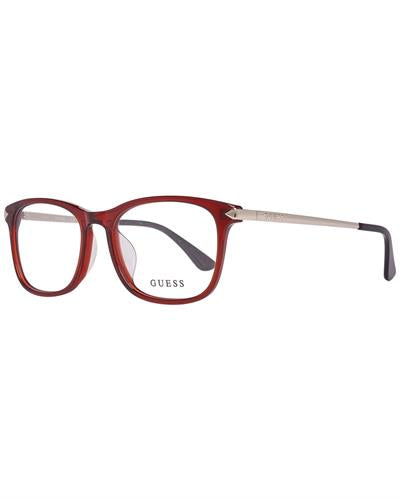 Guess GU2692-D 52069 Brand New Eyeglasses  Red metal and  Red plastic