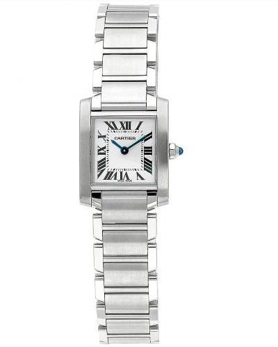 Cartier W51008Q3 Tank Brand New Swiss Quartz Watch