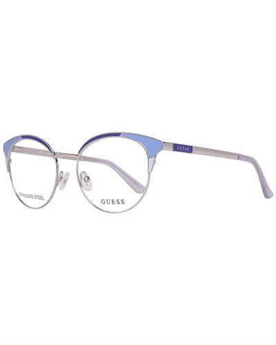 Guess GU2694 52092 Brand New Eyeglasses  Silver metal