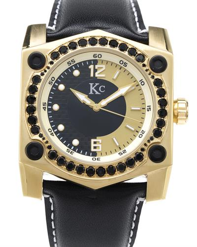 KC WA007517 Brand New Quartz Watch with 3.65ctw diamond