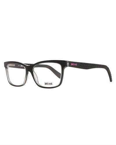 Just Cavalli JC0642 53001 Brand New Eyeglasses  Black plastic