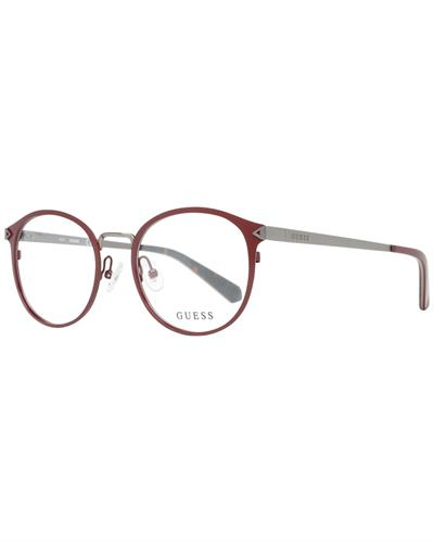 Guess GU1957 51070 Brand New Eyeglasses  Red metal