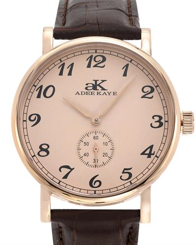 Adee Kaye ak9061-MRG/RG Brand New Mechanical Watch