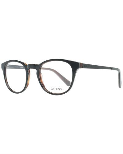Guess GU1959 49001 Brand New Eyeglasses  Black metal and  Black plastic