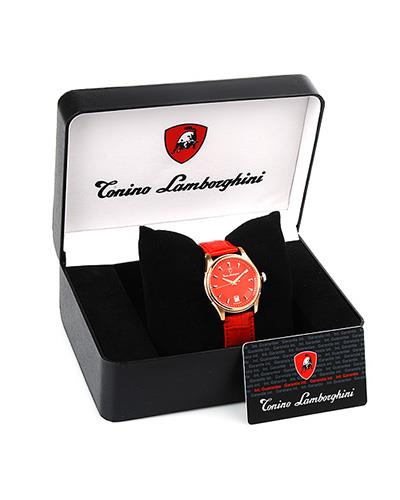 Tonino Lamborghini EN035l.604 Brand New Swiss Movement date Watch