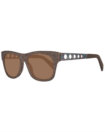Diesel DL0131 5347E Brand New Sunglasses  Brown metal and  Brown plastic