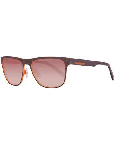 Dsquared2 DQ0222 5650F Brand New Sunglasses  Brown metal