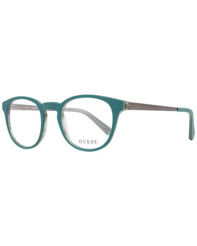 Guess GU1959 49088 Brand New Eyeglasses  Green metal and  Green plastic