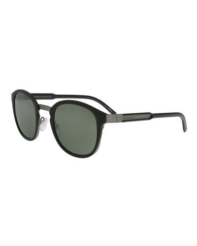 Montblanc MB590S 97Q Brand New Sunglasses  Green metal