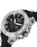 Aquaswiss 39G5001 BOLT 5H Brand New Swiss Quartz multifunction Watch