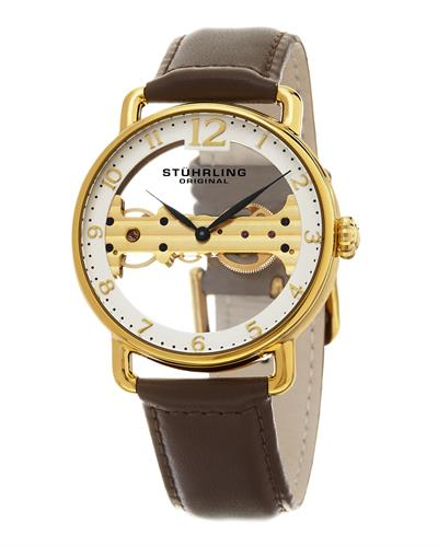 STUHRLING ORIGINAL 976.03 Legacy Brand New Mechanical Watch