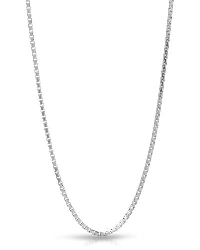 Millana Brand New Necklace 14K White gold