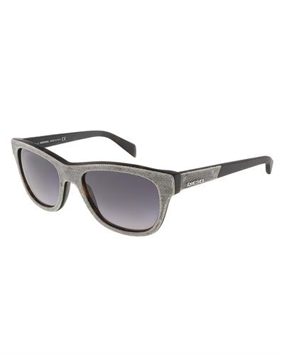 Diesel DL0111/S 52B Brand New Sunglasses  Two tone plastic