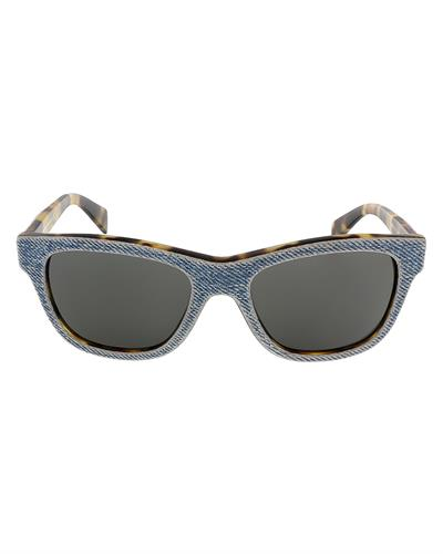 Diesel DL0111/S 84B Brand New Sunglasses  Two tone plastic