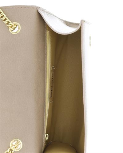 Scheilan Brand New Handbag  Camel leather