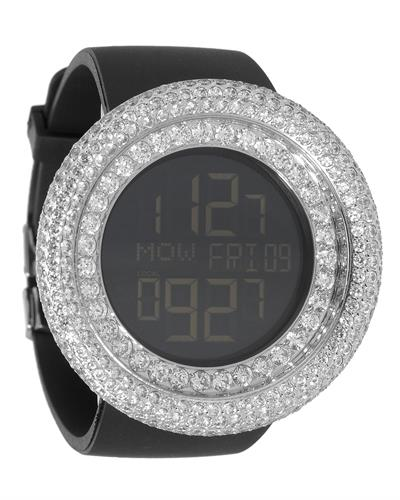 KC WA009459 Brand New Digital multifunction Watch with 0ctw crystal