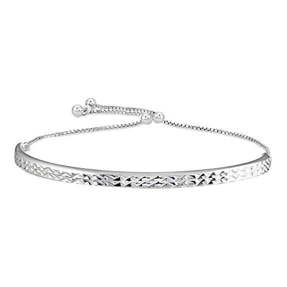 Bedazzled Bijou Brand New Bracelet in 925 Sterling Silver