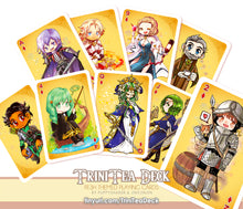 Load image into Gallery viewer, TriniTea Deck (FE3H playing card deck)