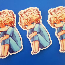 Load image into Gallery viewer, Slaine did no wrong Handmade Vinyl Sticker set