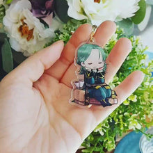 Load and play video in Gallery viewer, Linhardt Acrylic Charm