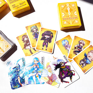 Deck of Revelations: Fire Emblem Fates deck