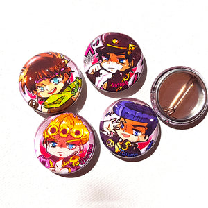 *Pick ANY 4 Buttons (4)
