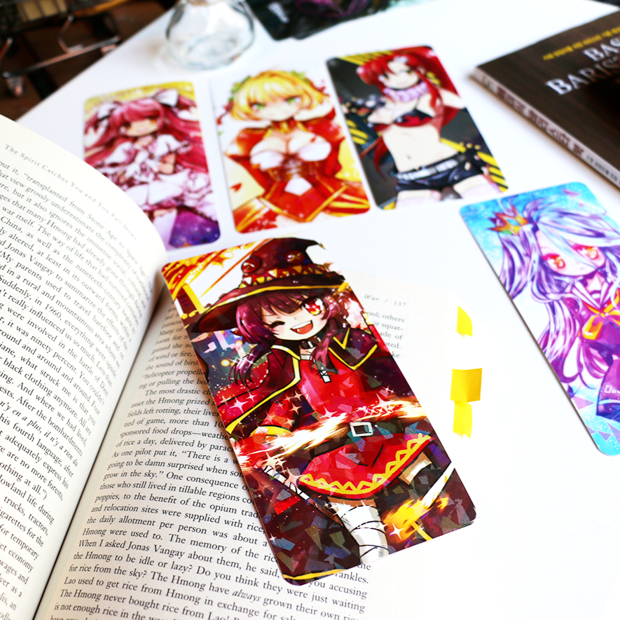 Prism Bookmarks Collection Pick 5