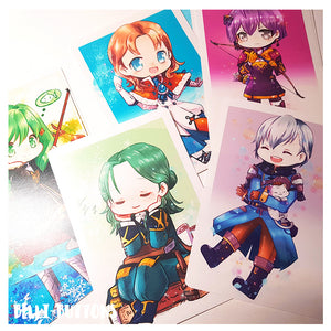 FE3H Photo print set (12 prints)