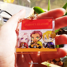 Load image into Gallery viewer, FE3H Tea Time Acrylic Charm