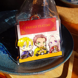 FE3H Tea Time Acrylic Charm