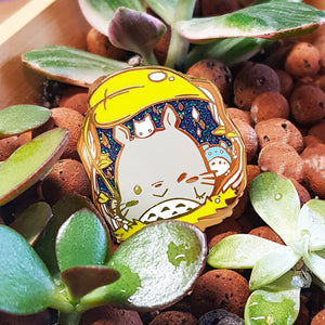 Forest Critters enamel pin