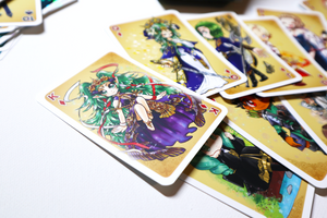 TriniTea Deck (FE3H playing card deck)