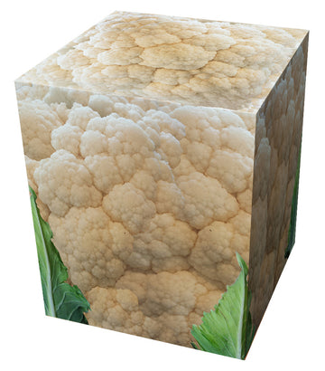 cauliflower cube
