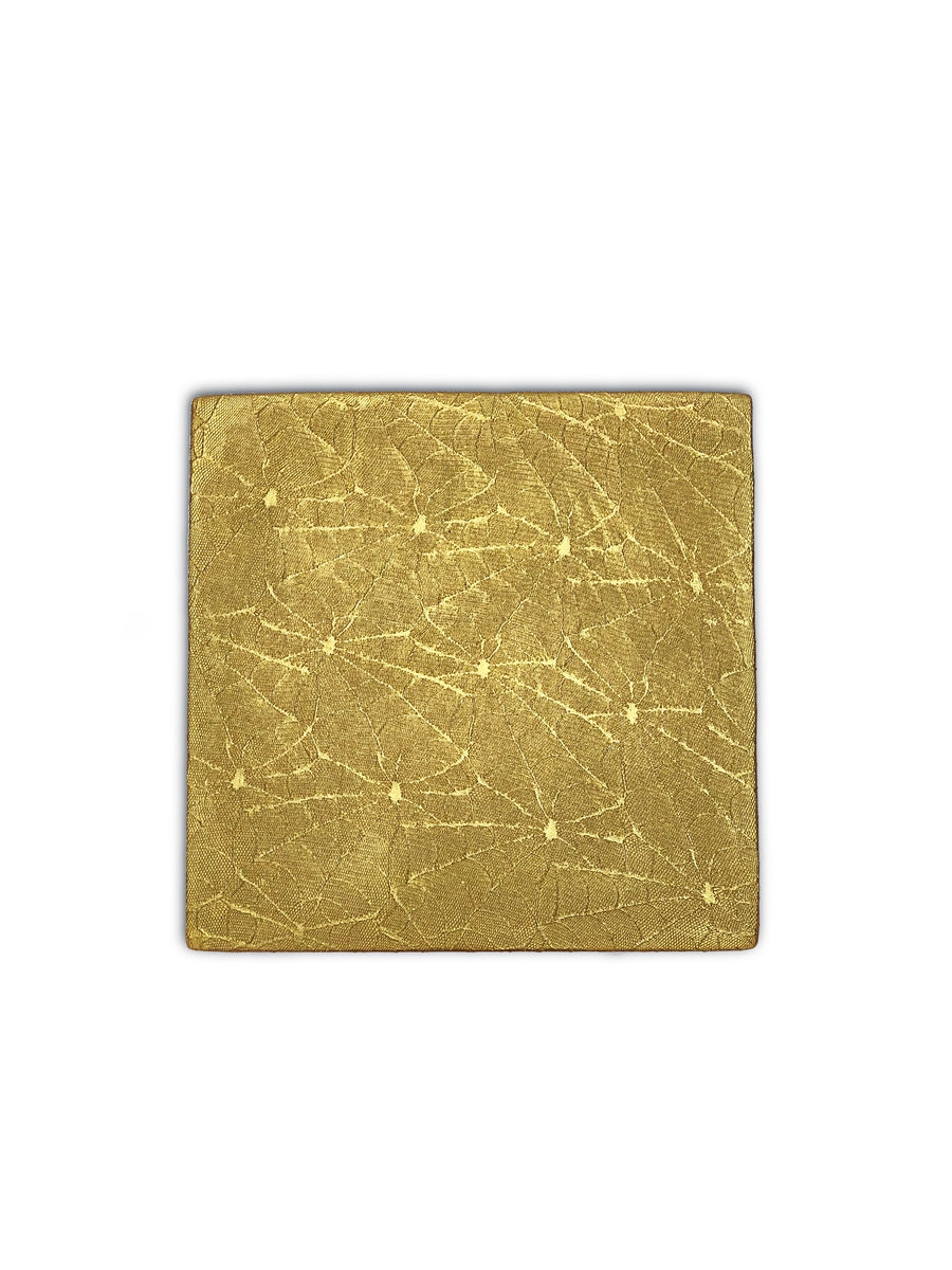 Nº1 Textured Gold