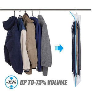 🔥4 PACKS-ONLY $6.99 EACH🔥Hanging Compressible Storage Bag