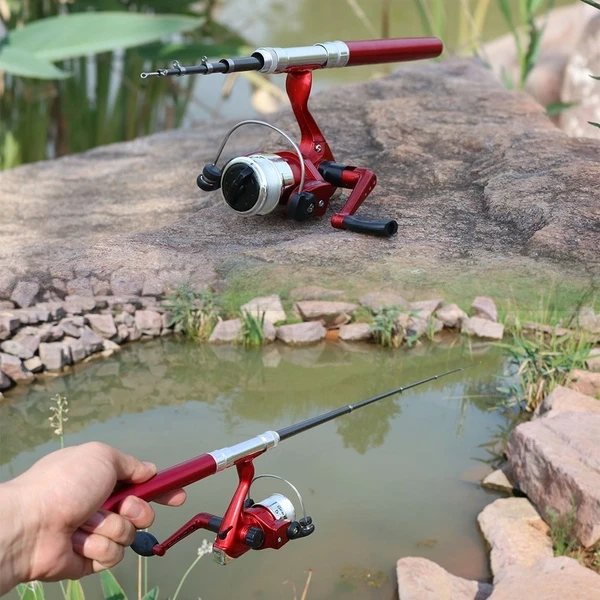 Pocket Fishing Rod-Great for your Travel & Next Adventure