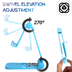 🔥$9.99 Today🔥Foldable Swivel Phone Stand