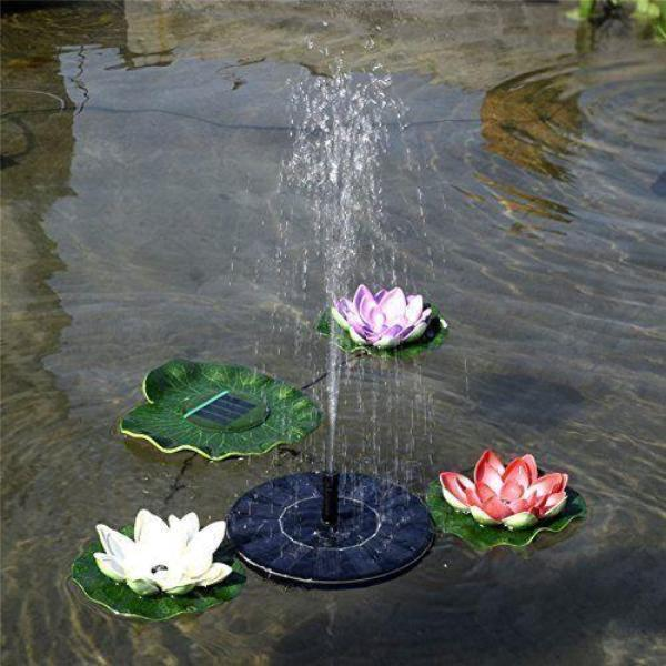 🔥$19.99 Only Last 2 Days🔥Solar Powered Fountain Pump