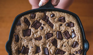 Cookie Cake Vegano