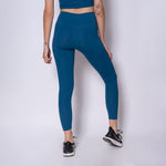 Legging Mermaid Petroleo Tight Fit