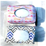 Baby items- Baby wipe case holder