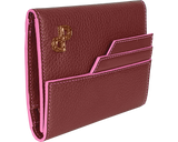 An exceptionally refined finish of this accessory makes it the ideal portable luxury wallet.