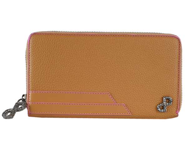 LUCILLA Mustard  all-in-one wallet