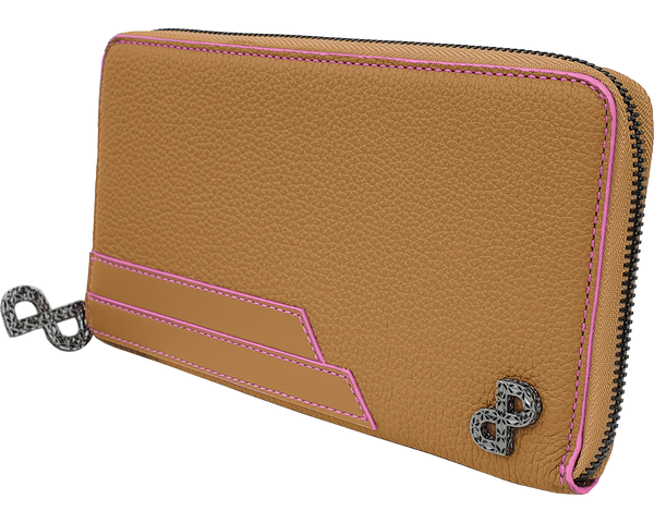Multifunctional wallet to carry your mobile, cash, cards and other essentials - All MADE IN ITALY