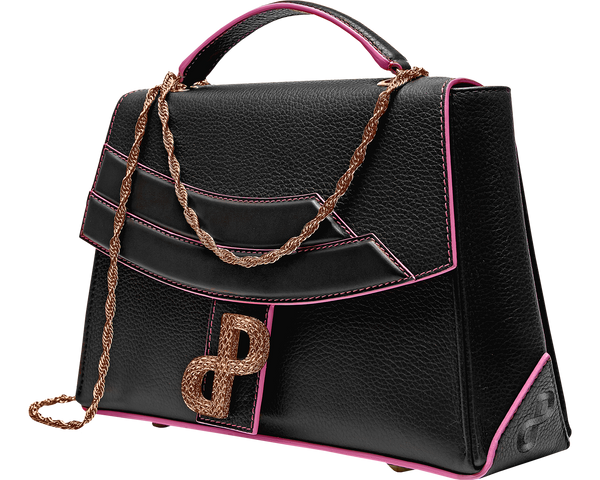 LIVIA messenger black