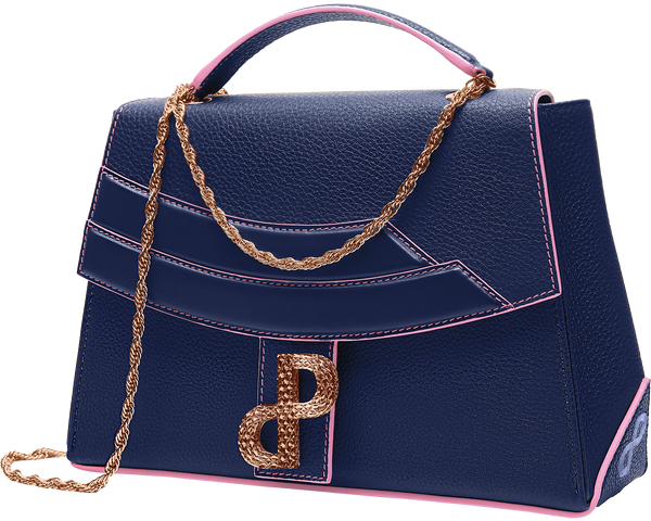 LIVIA Messenger Navy
